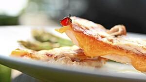 Ukemeny med lavkarbo-mat