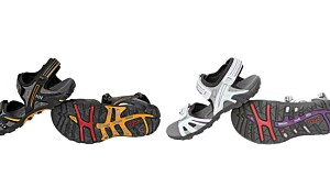 TEST: To sandaler får terningkast seks