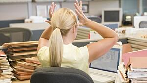 Hvor effektiv er du på jobb?