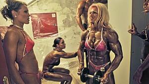 Slik definerer du muskelmassen