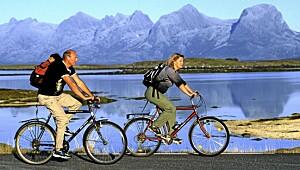 Toppturer og øyhopping i Helgeland
