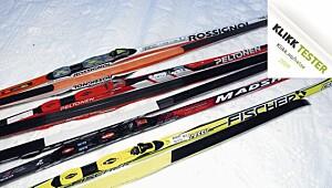 De beste smørefrie skiene
