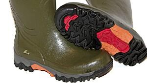 Støvlene som garanterer tørre føtter
