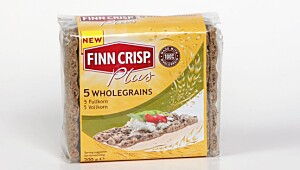 Finn Crisp 5 Wholegrains