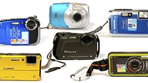 Disse kameraene tåler kulde og regn