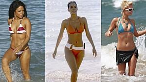 Slik får du perfekt bikinikropp
