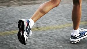 Ubrukte løpesko kan skade deg
