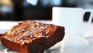 Slik lager du perfekte brownies