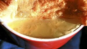 Fiskesuppe med lokk