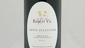 Domaine Robert Vic Cuvée Sélection 2010