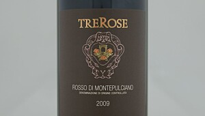 TreRose Rosso di Montepulciano 2009