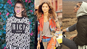 10 smashing Zendaya-looks