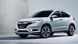 Honda-SUV med supermotor