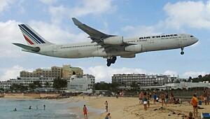 Verdens skumleste flyplasser