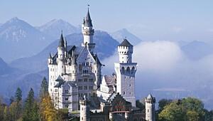 Hva kan du om turistattraksjonene i Europa?