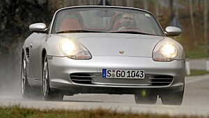 Slik kjøper du Porsche Boxster