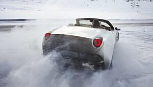 Og så dro Top Gear til bunns med en Ferrari i Norge...
