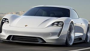 Dette er Porsches svar på utfordringen fra Tesla