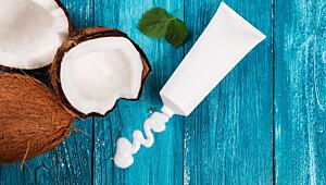 10 ting du kan bruke kokosolje til
