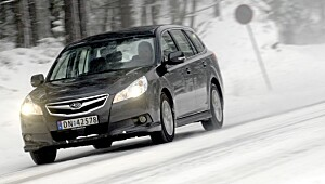 Familiebil for norsk vinter
