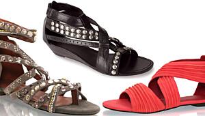 Sommerens fineste sandaler