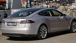 Test: Tesla Model S setter standarden