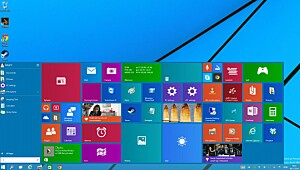 Slik er touch i Windows 10