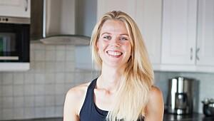 Hilde fant drømmeformen: Ble superløper med vegetarkost