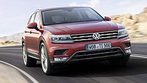 Her er nye VW Tiguan