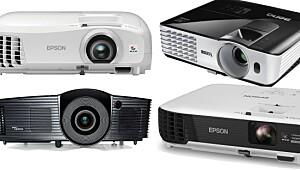 Hvorfor har ikke alle en projektor?
