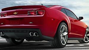 Muskelbilen som kjører som en europeisk superbil