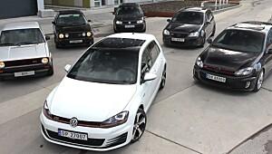 Hva kan du om VW Golf?