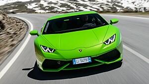 Den beste Lamborghinien