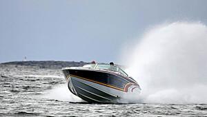 Sterk superbåt