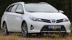 Toyotas beste stasjonsvogn
