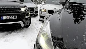 Fire SUV-er du ønsker deg