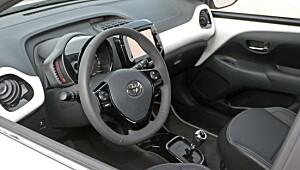 Mer spennende Toyota-knert