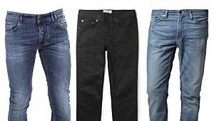 Her er den store jeansguiden, gutter!