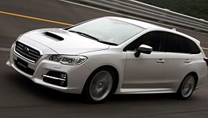 BMW og Audi kan få en Subaru-konkurrent