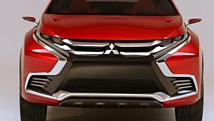 Ny plug-in hybrid-SUV fra Mitsubishi
