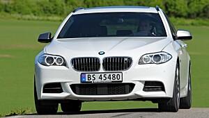 BMWs første M-modell med dieselmotor
