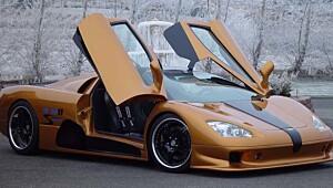 Topp 10: Raskeste biler