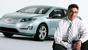 Slik er elektriske Chevy Volt