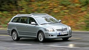 Gode, gamle Avensis