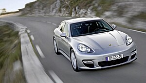 De 30 dyreste bilene med automat