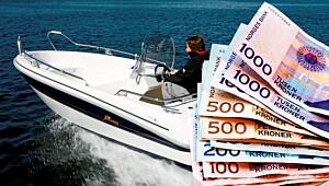Båtkupp til under 100.000