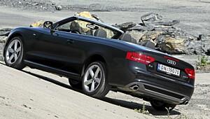 Flott sommerbil fra Audi