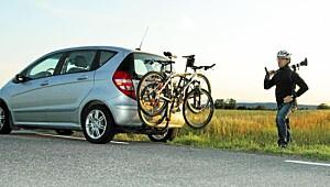 5 av 8 sykkelstativ er farlige