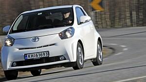 Hvor smart kan minibilen bli?