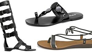 25 trendy sandaler